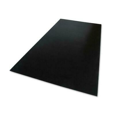 Foam PVC Black Sheet Substrate for Hobbies Crafts Modeling Projects Home Improve