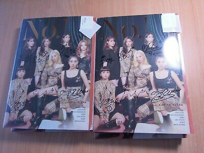 CLC - No.1 (8th Mini promo) with Autographed (Signed)