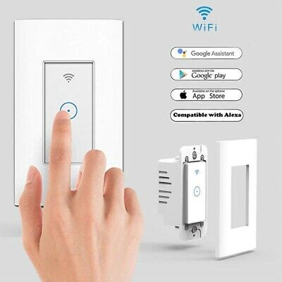 SMART WIFI LIGHT Switch Remote Wireless Timer DIY Smart Home