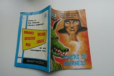 Pocket Chiller Library No 100 Powers of Darkness