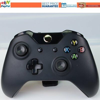 New Black 2.4GHz Wireless Game Controller Joypad for Xbox One Microsoft PC AA