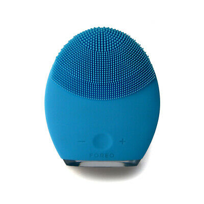 Foreo Luna 2 Face Brush Anti Aging Device | Blue | Combination Skin