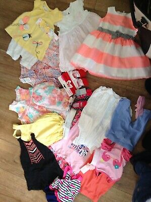 Baby Girls Bundle 3-6 Months From Mother are Nutmeg Craters George Next Some Use