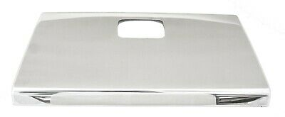 "glove box cover stainless steel for International IHC ""I"" model truck"
