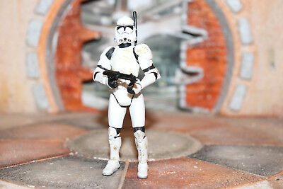 Clone Trooper Super Articulated! Star Wars Revenge Of The Sith Collection 2005
