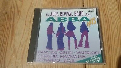 xex   The ABBA Revival Band plays ABBA Hits, CD, sehr gut