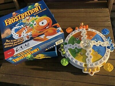 Frustration Re-Invention Board Game