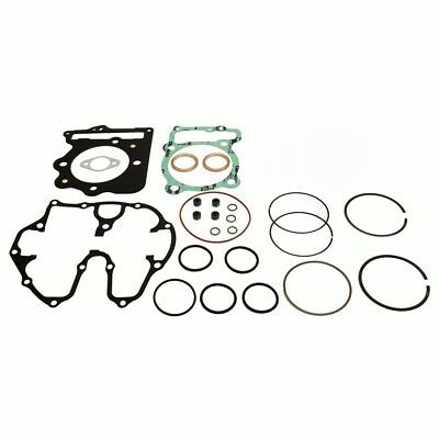 1996-2004 Honda XR400R XR400 XR 400 Piston Rings & Top End Gasket Kit 85mm Bore