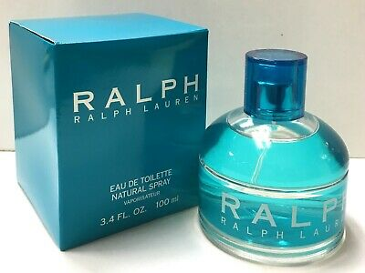 RALPH by Ralph Lauren Perfume for Women 3.4 oz EDT Spray New in Box Sealed