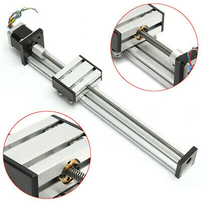300mm Stroke Linear Actuator CNC Lead Screw Linear Slide Rail Guide with 42