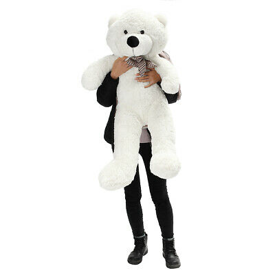 "140cm/55"" Inch Semi-Finished Giant Big Unstuffed Teddy Bear Skin Shell Skins Kid"