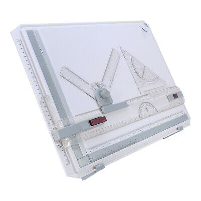 Quality A3 Drawing Board Table with Parallel Motion Adjustable Angle Drafting