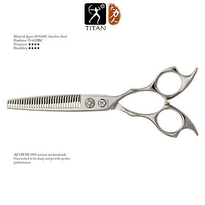Professional Hair Thinning Scissors - High End Thinning Barber Scissors