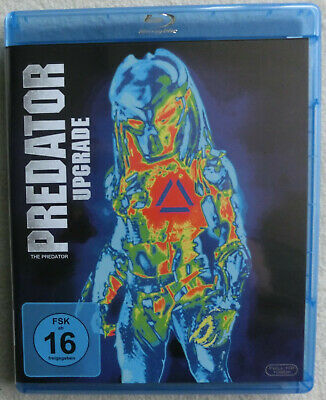 Predator Upgrade - Blu-ray - Sterling K. Brown - Olivia Munn