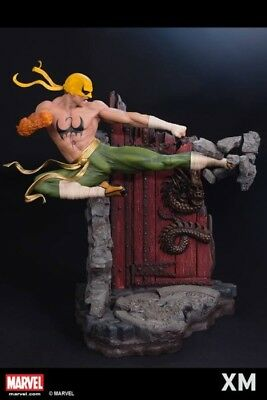 IRON FIST 1/4 Scaled Statue from XM-Studios // Avengers, Daredevil, X-Men