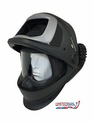 Speedglas 9100 FX Air Welding Shield with Head Band and Face Seal - Without Lens