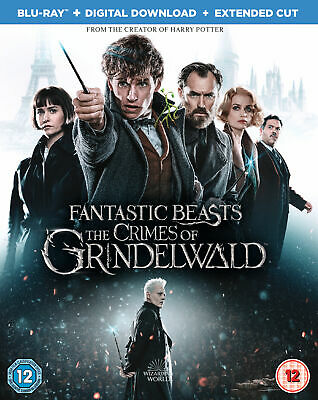 Fantastic Beasts 2: The Crimes of Grindelwald (Blu-ray) Harry Potter/JK Rowling