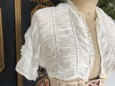 Edwardian Corset Cover