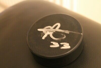 Guildford Flames' Ice Hockey Signed Puck - Richard Ullberg