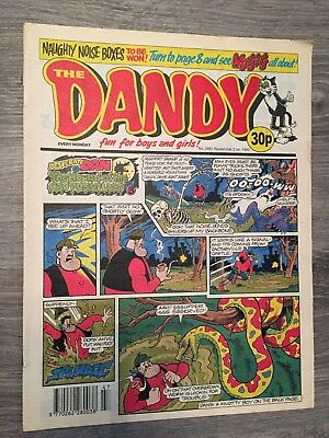 The Dandy Comic - Issue No. 2661 - November 21st 1992