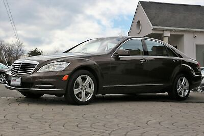 2011 Mercedes-Benz S-Class S550 4Matic 2011 Special Order Dolomite Brown on Cashmere P II PKG Panorama Roof AWD Perfect