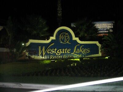 Westgate Resort & Spa, ( 4bedroom Condo every second year)