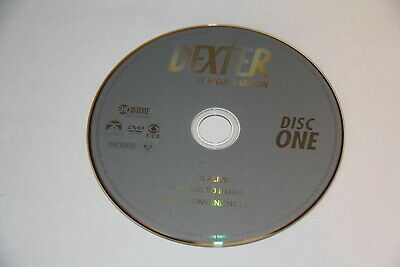 Dexter Second Season Two 2 -  Disc 1 DVD Only- Free Shipping