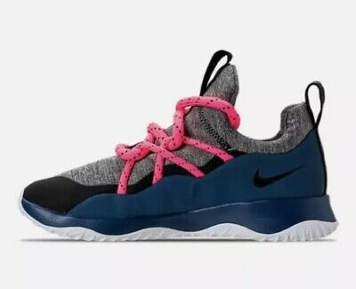 c78eb0a6eec0e NIKE City Loop AA1097-401 Navy Black Racer Pink Womens Athletic Shoes acg