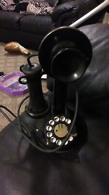 Western Electric 250W Candlestick Telephone