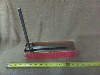 Starrett 665 INDICATOR BASE INSPECTION HOLDER WITH UPRIGHT