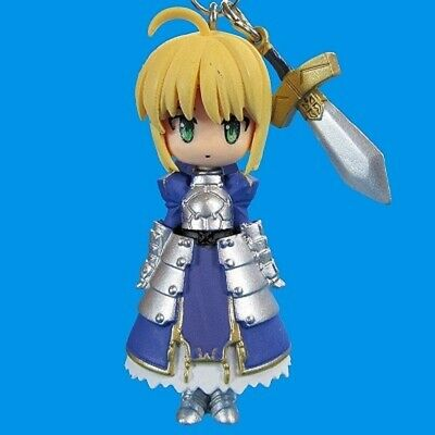 Fate / Stay Night series Prize Key-Chain Saber