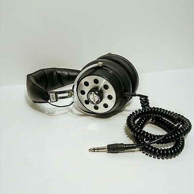 Vintage Headphones Soundesign Model 338 Made In Japan '70 Tested And Cleaned