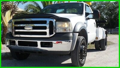 2007 Ford F-450 Wrecker tow 2007 Wrecker tow Used Turbo 6L V8 32V RWD