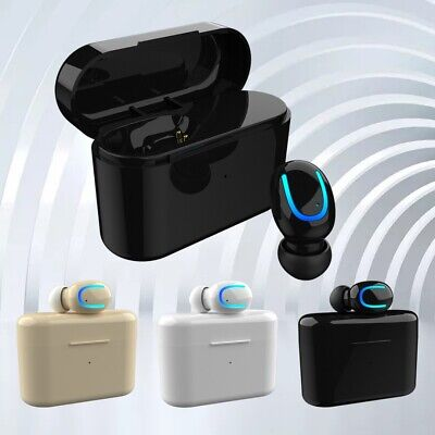 Mini Auriculares Earbud Estéreo Deportes Bluetooth 4.1 Inalámbrico bajo Headset