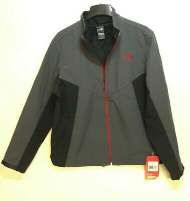 45eecf8cf THE NORTH FACE Men's Apex Chromium Thermal Softshell Jacket TNF GRAY XL NEW