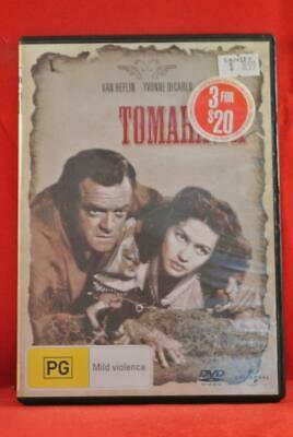 Tomahawk - VAN HEFLIN - DVD Movie Aus Region 4 Like New