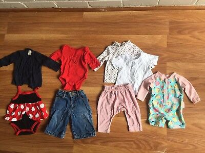 Kids Clothes Girls Size 00