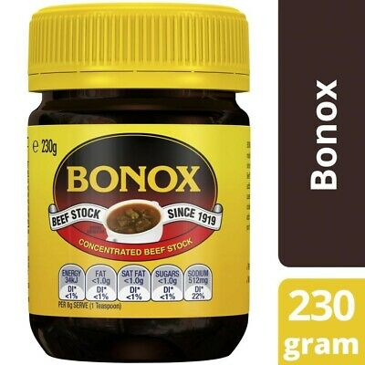 Bonox Concentrated Beef Stock 230g