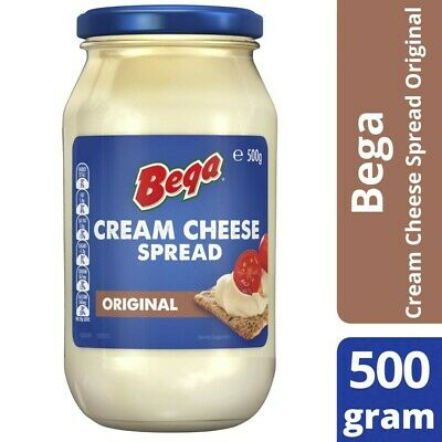 Bega Cream Cheese Spread Original 500g