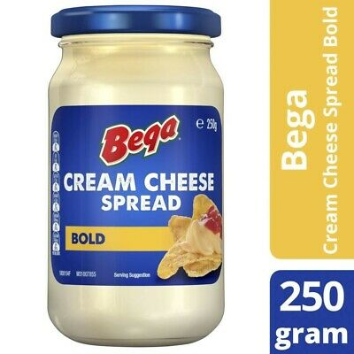 Bega Cream Cheese Spread Bold 250g