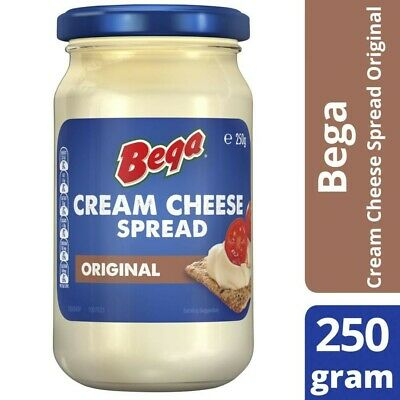 Bega Original Cream Cheese Spread 250g