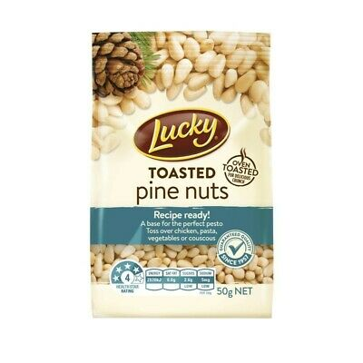 Lucky Toasted Pine Nuts 50g