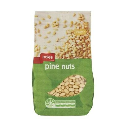 Coles Pine Nuts 150g
