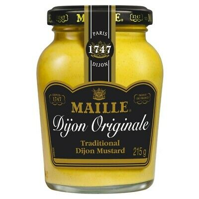 Maille Traditional Dijon Mustard 215g