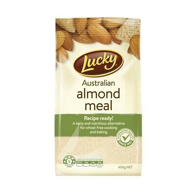 Lucky Almond Meal 400g