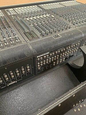 Mackie Onyx 80 Series 32 Channel Live Mixer