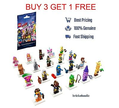 *IN HAND* The LEGO Movie 2 Series Minifigures Wizard of Oz Mascot Dorothy 71023