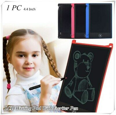 4.4inch Digital LCD Writing Pad Electronic Drawing Graphics Board Notepad Pen