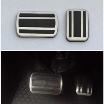 Gas Fuel Brake Foot Pedal AT & MT Cover For Peugeot 308S 308 408 3008 4008 5008
