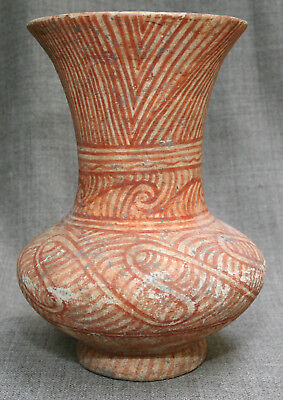 Ancient Archaic BAN CHIANG Pottery  Vessel